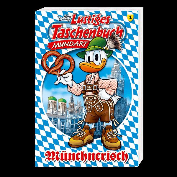 Lustiges Taschenbuch - Auf Münchnerisch