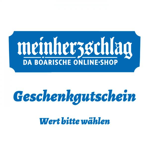 Geschenkgutschein für meinherzschlag.de