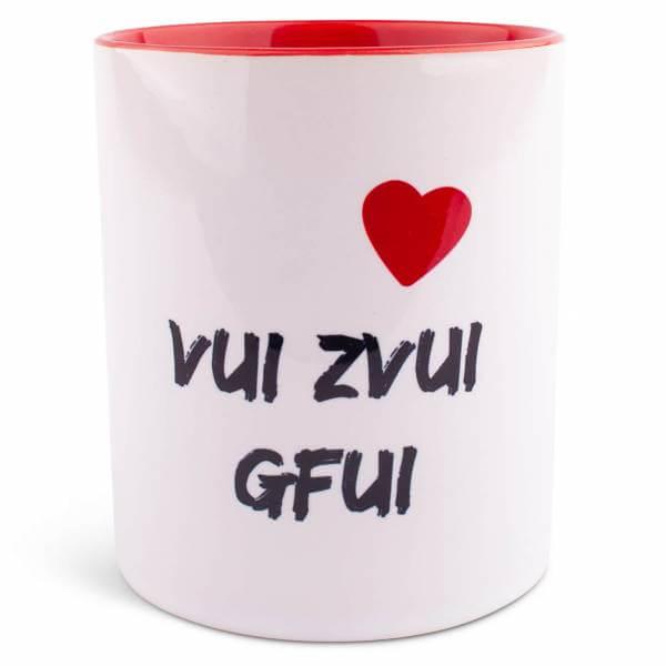 """Tasse """"Vui zvui Gfui"""""""