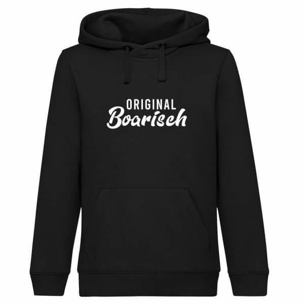 "Hoodie ""Original boarisch"""