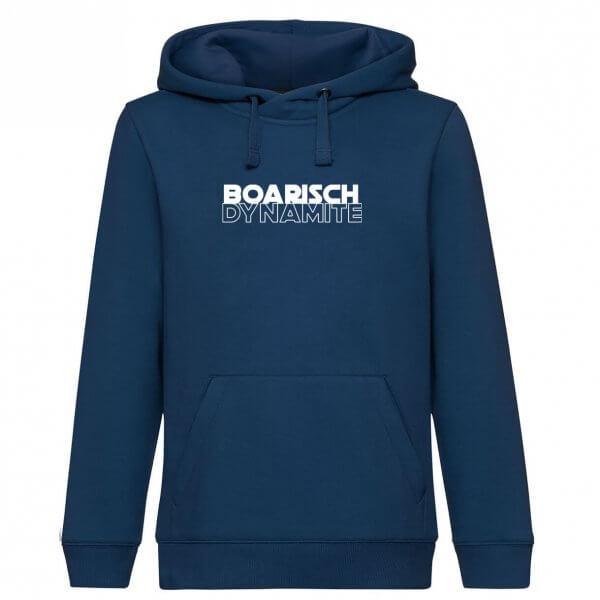 """Hoodie """"Boarisch Dynamite"""""""