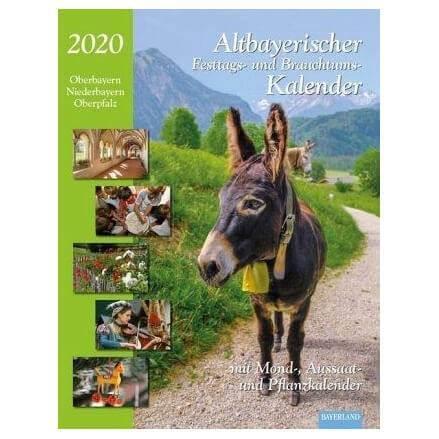 Altbayerischer Kalender 2020