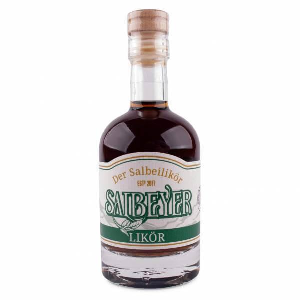 Salbeyer - der Salbeilikör Schnapserl