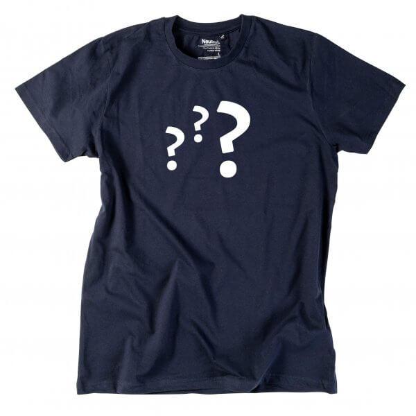 "Herren-Shirt ""Überraschungsmotiv"""