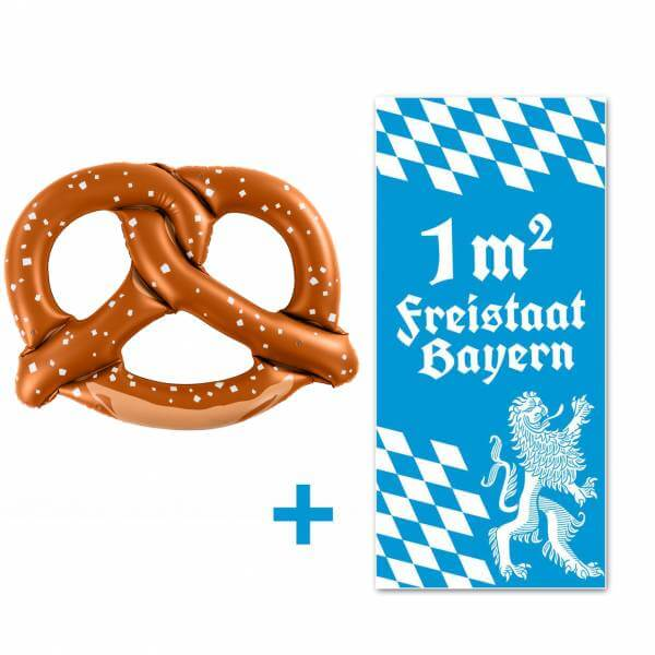 Bayerisches Bade-Set - mit Mei kloans Bayern