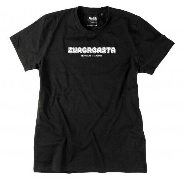 """Herren-Shirt """"Zuagroasta"""""""