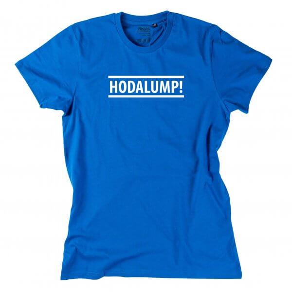 "Herren-Shirt ""HODALUMP!"""
