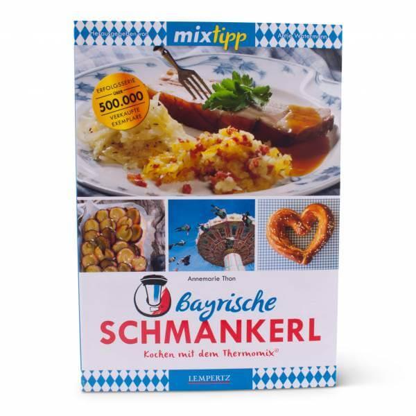 """Thermomix-Kochbuch """"Bayerische Schmankerl"""""""