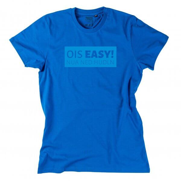 """Herren-Shirt """"Ois Easy!"""""""
