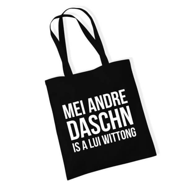 Tasche 'Lui Wittong' schwarz