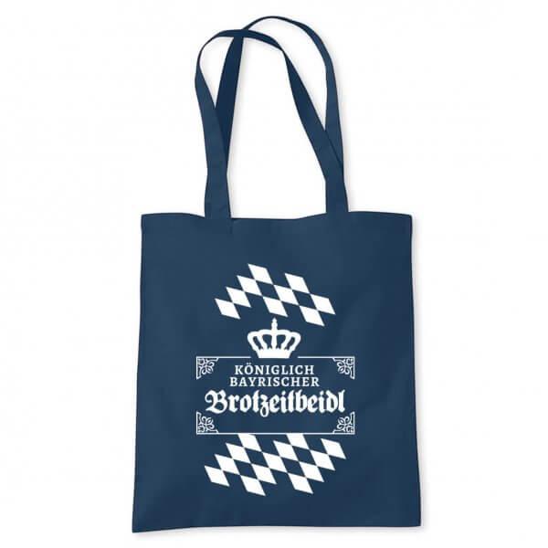 """Tasche """"Königlich Bayrischer Brotzeitbeidl"""""""