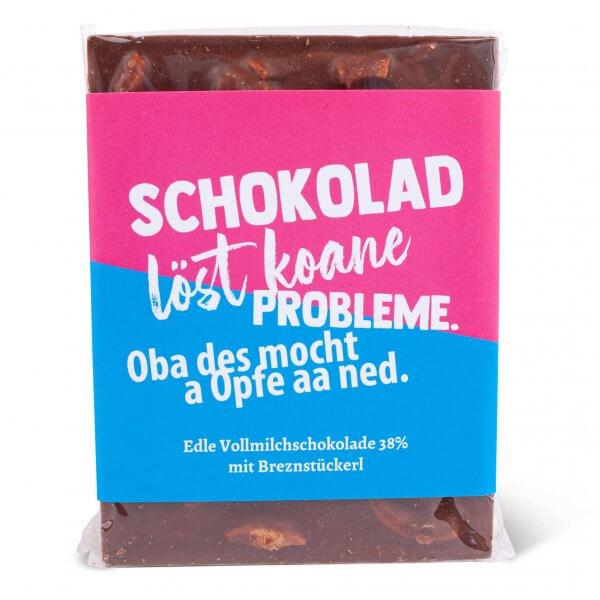 """Bayrische Schokolad """"Probleme"""""""