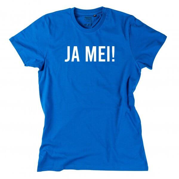 """Herren-Shirt """"JA MEI!"""""""