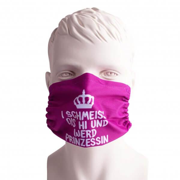 """Bayrische Mund-Nasen-Maske """"Prinzessin"""""""