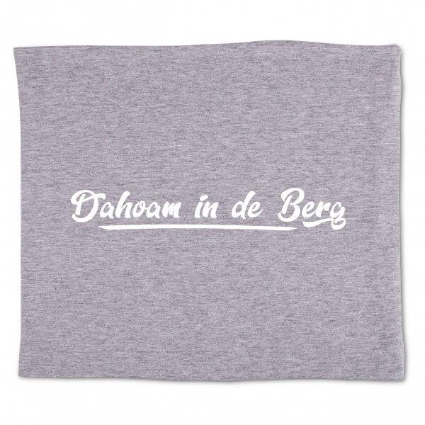 """Baby Bauchband """"Dahoam in de Berg"""""""