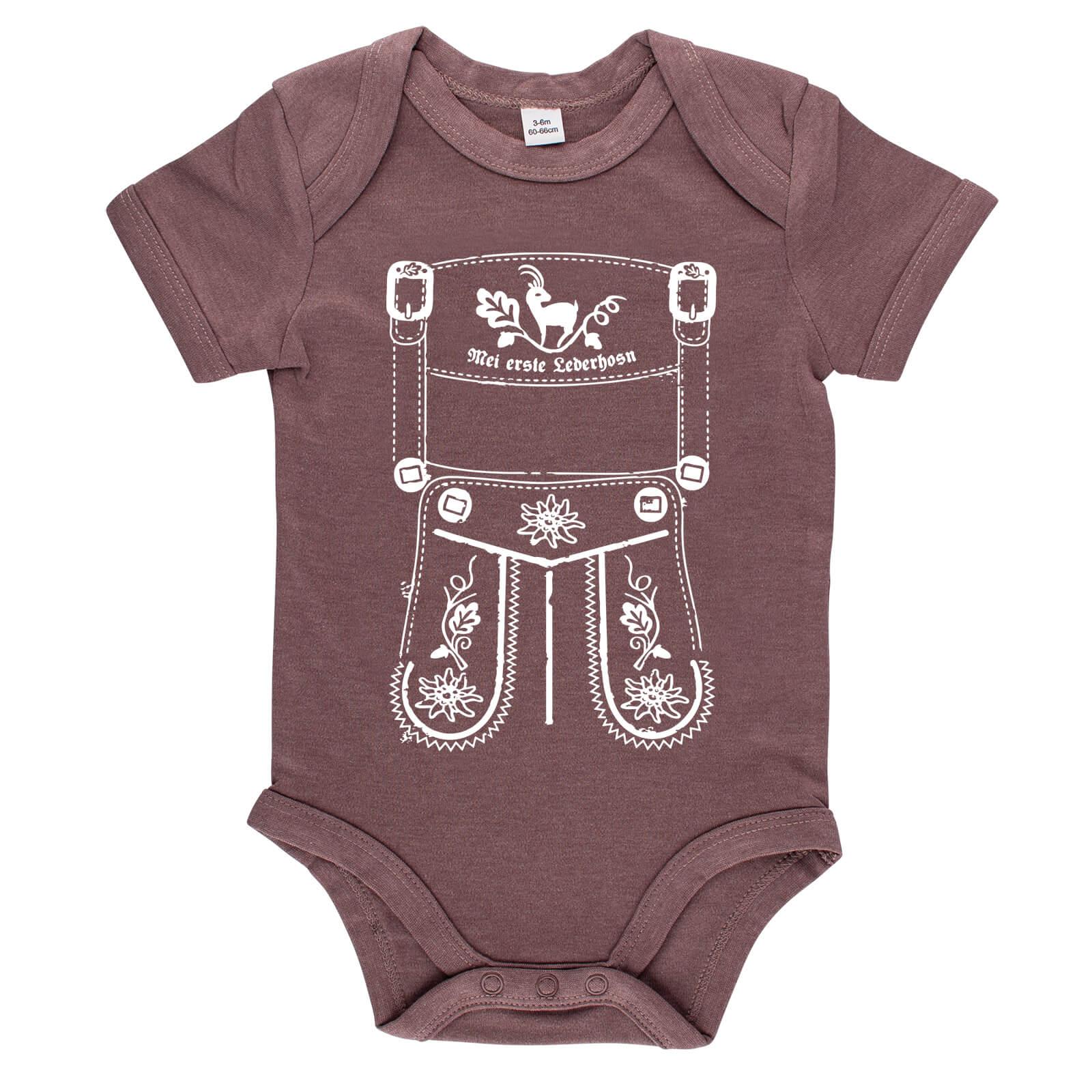 Damen I Angekommen Wunderschön Lustig Personalisiert Baby Strampler Body