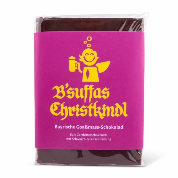 "Schokolade ""B'suffas Christkindl"""