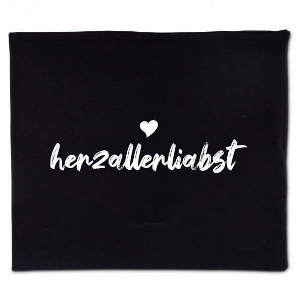 """Baby Bauchband """"herzallerliabst"""""""