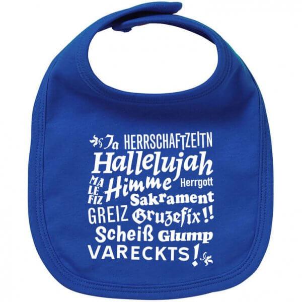 """Babylätzchen """"Hallelujah"""""""