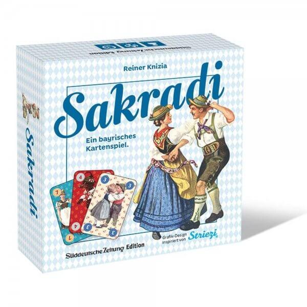 SAKRADI - bayerisches Kartenspiel