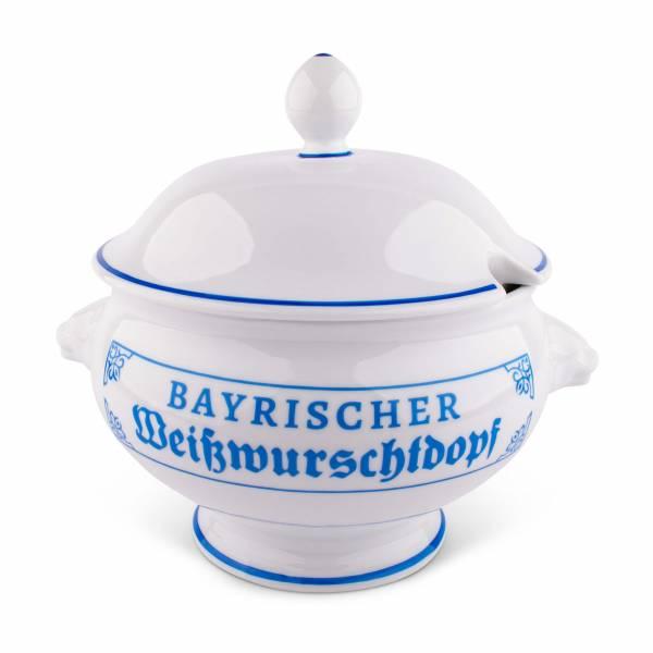 Bayerischer Weißwursttopf