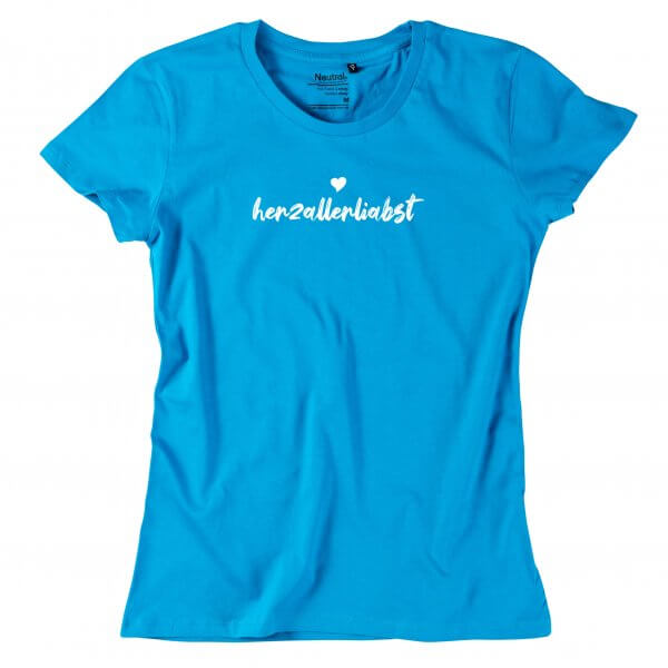 "Damen-Shirt ""herzallerliabst"""
