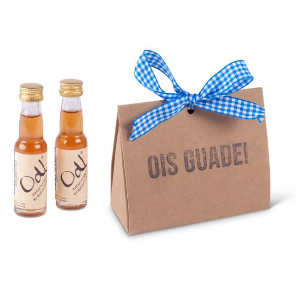 Geschenkpackerl 'Odl' Ois Guade