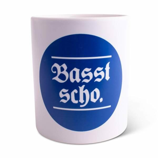 """Tasse """"Basst scho"""""""