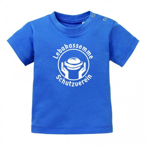 "Baby T-Shirt ""Lebakassemme-Schutzverein"""