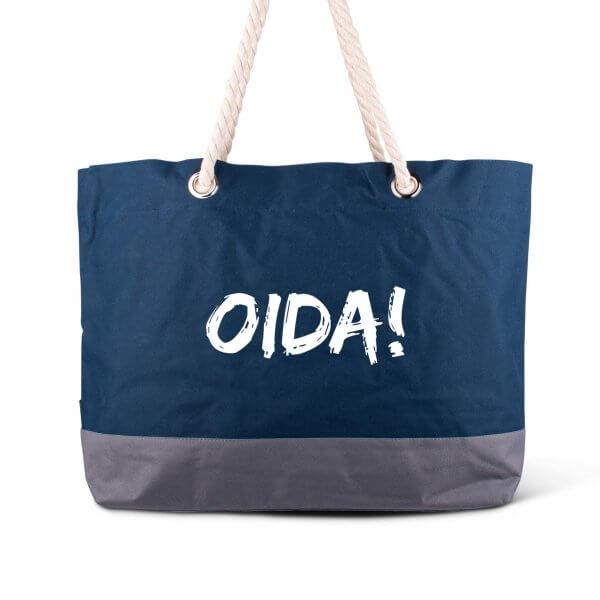 """Strandtasche """"OIDA!"""""""