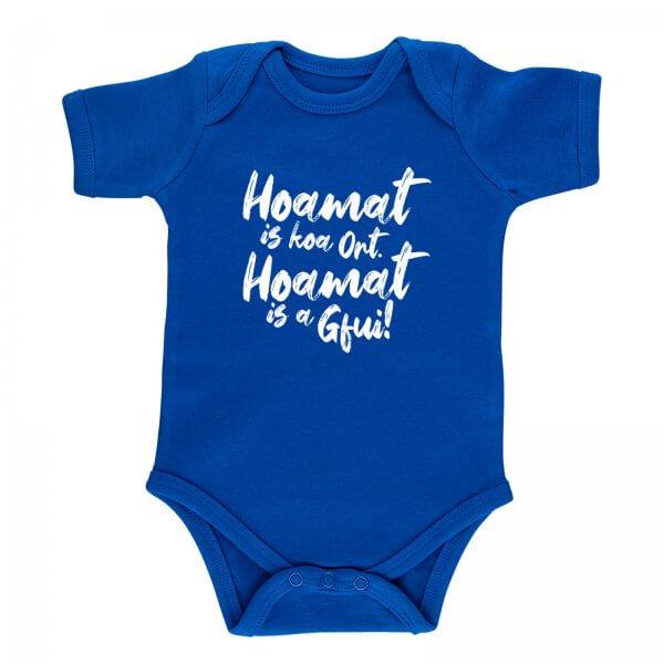 "Baby Body ""Hoamat is a Gfui!"""