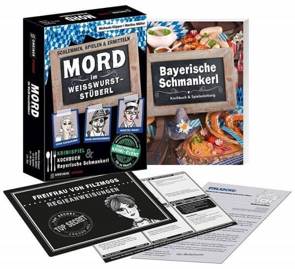 Mord im Weisswurst-Stüberl