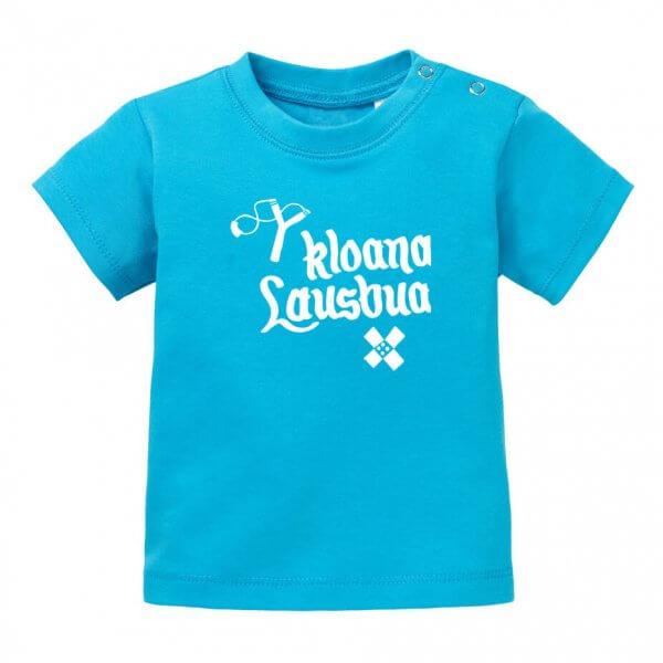 "Baby T-Shirt ""Kloana Lausbua"""
