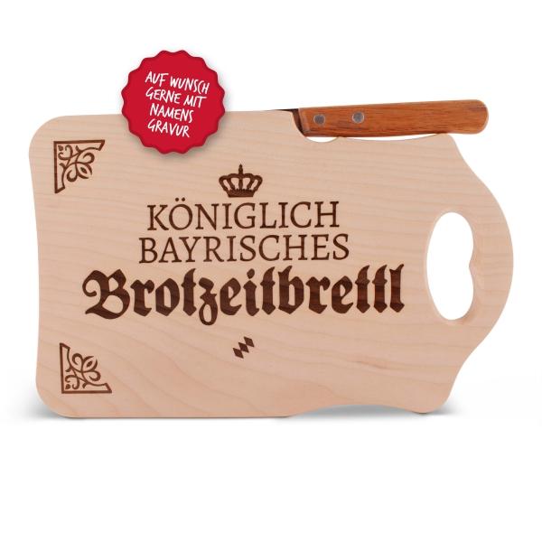 Königlich bayrisches Brotzeitbrettl