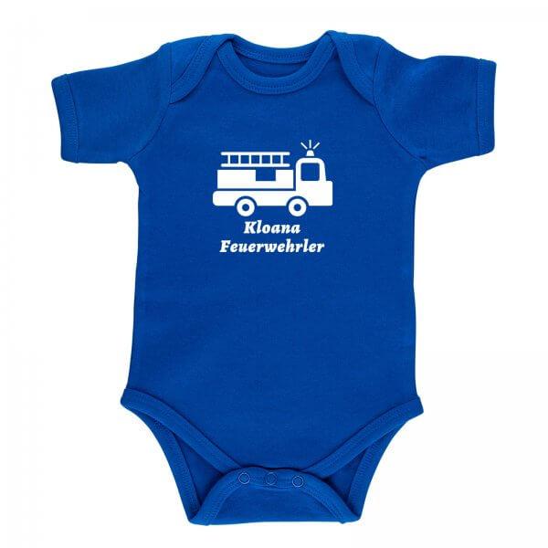 "Baby Body ""Kloana Feuerwehrler"""
