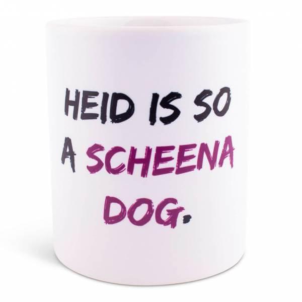 """Tasse """"Scheena Dog"""""""