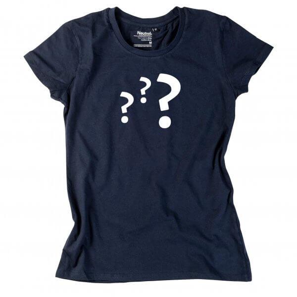 """Damen-Shirt """"Überraschungsmotiv"""""""