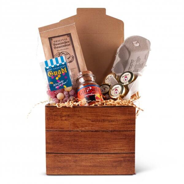 """Geschenkbox """"Für die Oma"""""""