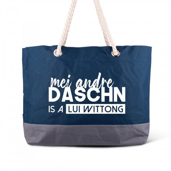 "Strandtasche ""Lui Wittong"""