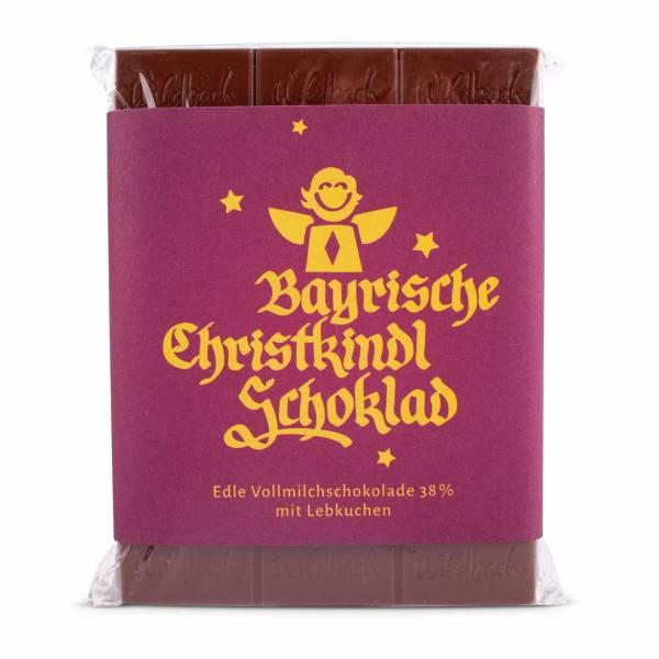 Bayrische Christkindl Schokolad